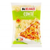 Delhaize Grated comte cheese (at your own risk, no refunds applicable)
