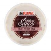 Delhaize Preskop saus (voor uw eigen risico, geen restitutie mogelijk)