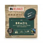 Delhaize Brazil coffee caps fair trade large