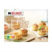 Delhaize 12 Mini pastries