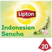 Lipton Sencha green tea pyramides