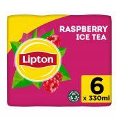 Lipton Ice tea raspberry 6-pack