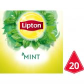 Lipton Mint herb tea pyramides