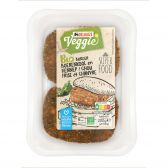 Delhaize Organic vegetarian cale burger (at your own risk, no refunds applicable)
