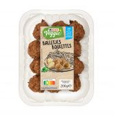Delhaize Vegetarian balls (at your own risk, no refunds applicable)