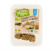 Delhaize Organic Algae balls (at your own risk, no refunds applicable)