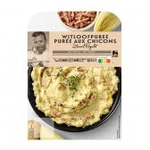 Delhaize Mashed endive (at your own risk, no refunds applicable)