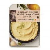 Delhaize Mashed potatoes with olives (at your own risk, no refunds applicable)