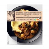 Delhaize Pork cheeks stew of Peter Goossens (at your own risk, no refunds applicable)