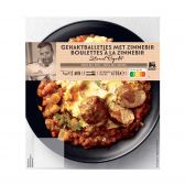 Delhaize Meatballs zinnebir of Lionel Rigolet (at your own risk, no refunds applicable)