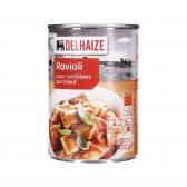 Delhaize Beef ravioli small
