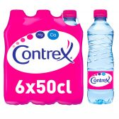 Contrex Mineral water 6-pack