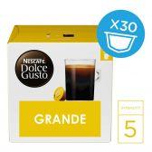 Nescafe Dolce gusto grande XL coffee caps