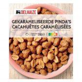 Delhaize Karamel pinda's
