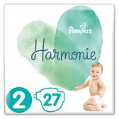 Pampers Harmony pure protection size 2 diapers