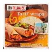Delhaize Tortilla wraps