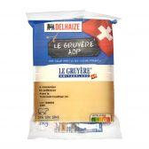 Delhaize Gruyere cheese AOP piece