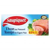 Saupiquet Tuna own nat