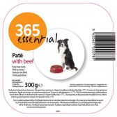 Delhaize 365 Beef pate dog food