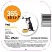 Delhaize 365 Chicken pate dog food