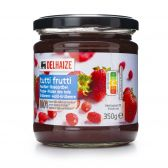 Delhaize Wilde aardbeien fruitbeleg confituur