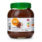 Delhaize 365 Hazelnoot en cacao smeerpasta