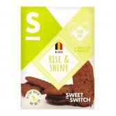 Sweet-Switch Suikervrije ontbijtkoek