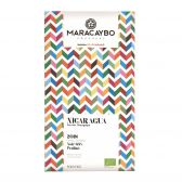 Maracaybo Biologische ecologische 65% pure chocolade Nicaragua reep fair trade