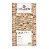 Maracaybo Biologische ecologische melkchocolade Guatemala reep met hazelnoten fair trade