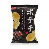 Koikeya Teriyaki chips