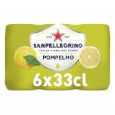 San Pellegrino Pompelmo lemonade 6-pack