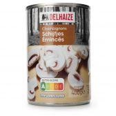 Delhaize Mushroom slices large