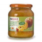 Delhaize Peaches compote pieces