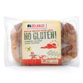 Delhaize Gluten free brown bread