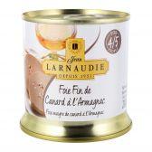 Jean Larnaudie Magere eendenlever armagnac