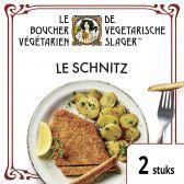 De Vegetarische Slager Le schnitz (voor uw eigen risico, geen restitutie mogelijk)