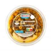 Delhaize Moroccan hummus (at your own risk, no refunds applicable)