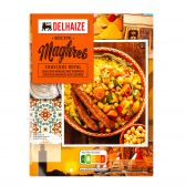 Delhaize Couscous with merguez and lamb meat (at your own risk, no refunds applicable)
