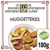 De Vegetarische Slager Nuggetkes (voor uw eigen risico, geen restitutie mogelijk)