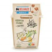 Delhaize 4 Vegetable soup