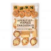 Delhaize Appetizer snacks (at your own risk, no refunds applicable)
