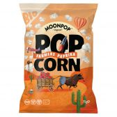 Moonpop Organic paprika popcorn large
