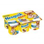 Nestle Nesquik chocolade melkdessert (voor uw eigen risico)