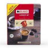 Delhaize Lungo 07 coffee caps