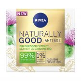 Nivea Visage naturally good anti-age day cream
