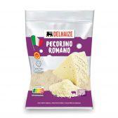 Delhaize Geraspte Pecorino Romano (voor uw eigen risico, geen restitutie mogelijk)