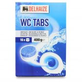 Delhaize Cleaning toilet pastilles 3 in 1