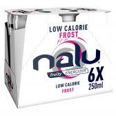 Nalu Fruity energizer frost lemonade 6-pack