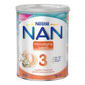 Nestle Nan verzadiging 3 melkpoeder (vanaf 12 maanden)