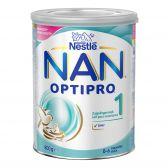 Nestle Nan optipro zuigelingenmelk 1 (vanaf 0 tot 6 maanden)